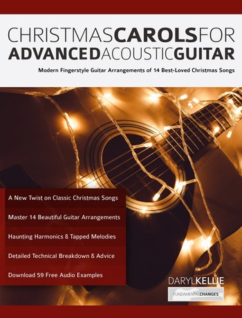 New Christmas Fingerstyle Book OUT NOW!
